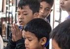 Crianças cambojanas com pais vivos vivem em orfanatos para conseguir dinheiro - Maria Feck/Spiegel