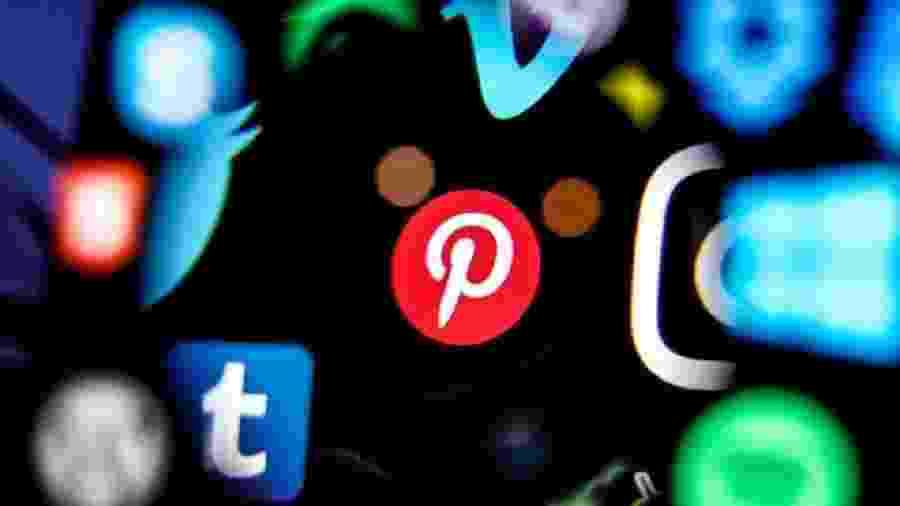 Globalmente, as pessoas gastam quase 150 minutos por dia nas mídias sociais - Getty Images