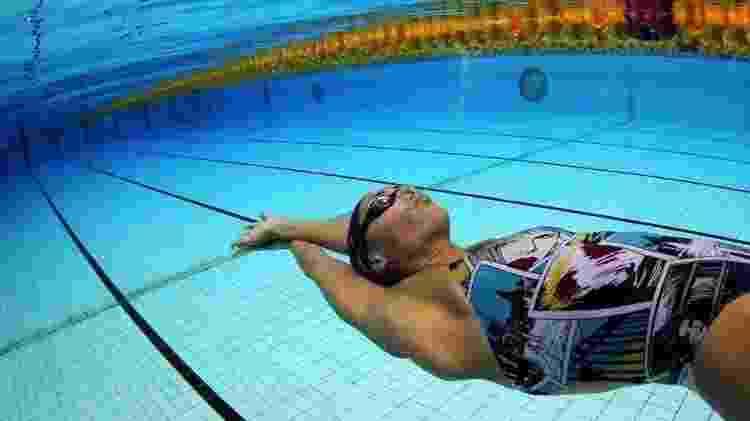 Fabíola Molina na Olímpiada de Londres, em 2012 - Divulgação