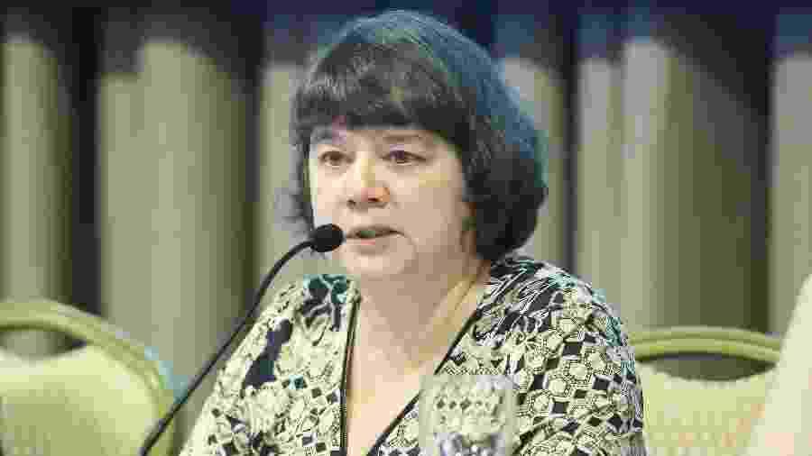 A subprocuradora geral da República Luiza Cristina Frischeisen, coordenadora criminal do MPF - Antonio Augusto / Divulgação PGR