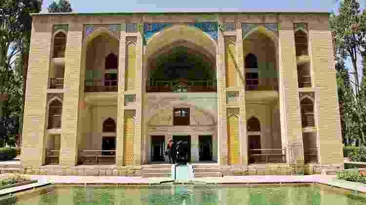 O jardim persa serviu de inspiração para projetos semelhantes em várias regiões do mundo - Getty Images