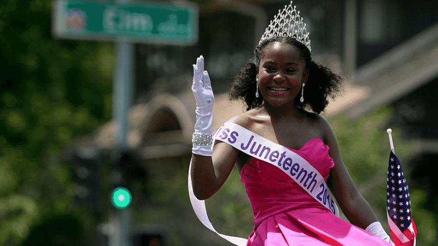 O Juneteenth é comemorado nos EUA há mais de 150 anos - Getty Images