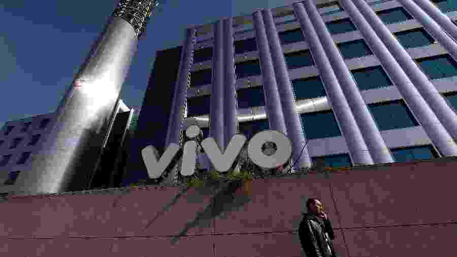 Sede da Vivo, marca sob a qual a Telefónica opera no Brasil, em São Paulo (SP) - Nacho Doce