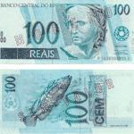 1ª família: nota de R$ 100 - Reprodução/Banco Central