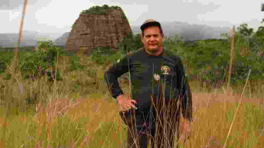 O indigenista da Funai Rieli Franciscato, defensor de índios isolados morto em 09.09.2020 - Reprodução/Redes sociais