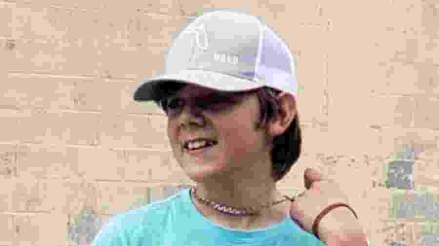 Tanner Lake Wall, de 13 anos, morto após ser contaminado por uma ameba comedora de cérebro nos Estados Unidos - Reprodução/NBC