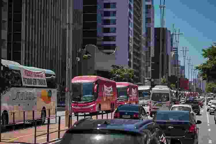 Buser - Divulgação/Uber - Divulgação/Uber