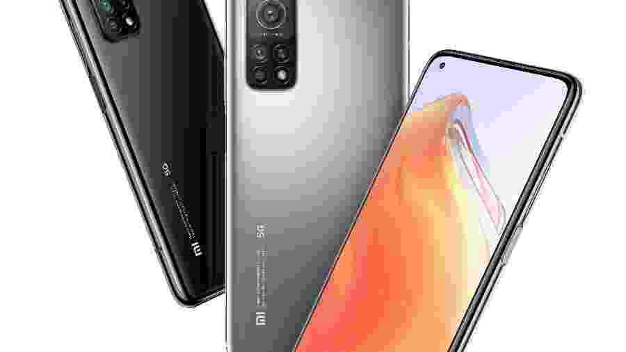 Xiaomi lança Mi 10T e Mi 10T Pro - Divulgação