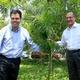 Bruno Covas, allora Ministro dell'Ambiente, e Geraldo Alkmen, Governatore di San Paolo, in una foto del 2011 - Riproduzione / Facebook