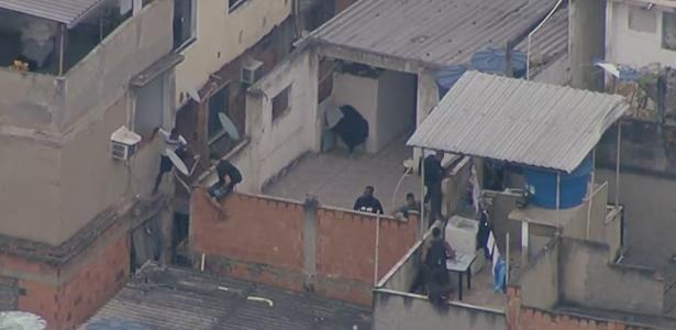 Violência em Jacarezinho   Ação da polícia deixa 25 mortos no RJ; usuários do metrô são feridos