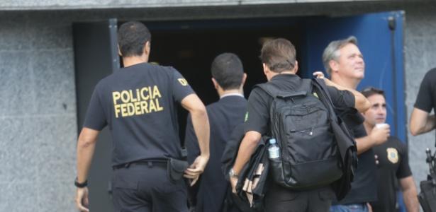 Em 2016, PF cumpre mandados em endereços de Lula e Lulinha