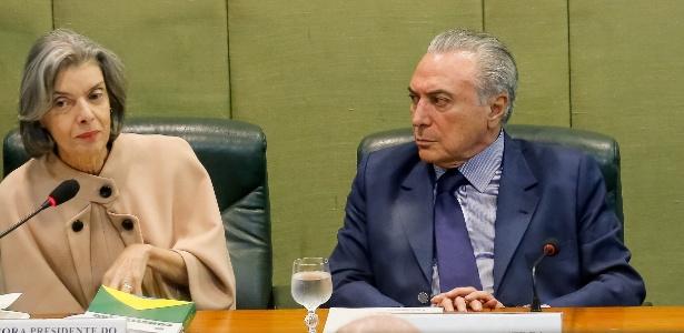 Cármen Lúcia não confirmou data para julgar liminar sobre Renan