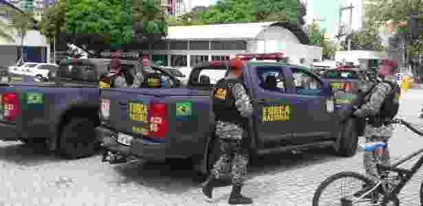 Cerca de 3.400 militares atuam com poder de polícia no Estado - Paula Bianchi -7.fev.2017/UOL