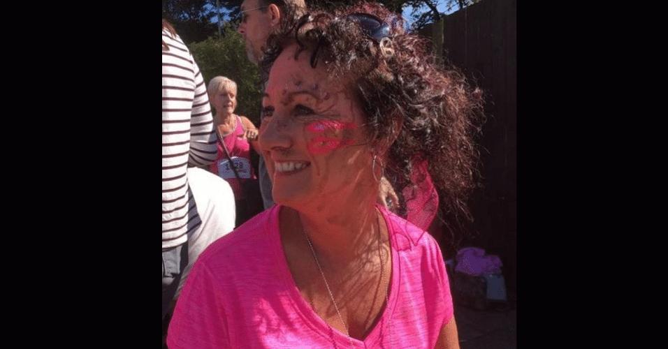 25.mai.2017 - Jane Tweddle-Taylor, 51 , vítima do atentado em Manchester