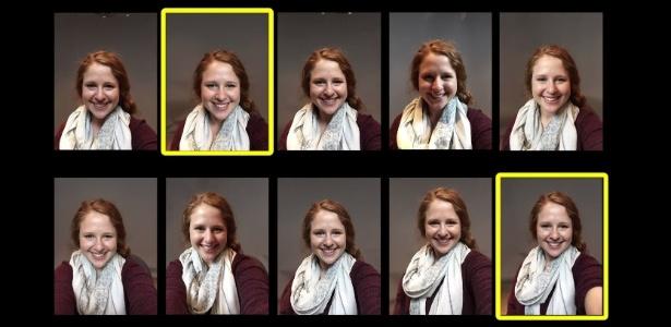 Cientistas da computação da Universidade de Waterloo, no Canadá, desenvolvem software para orientar usuário para melhores selfies