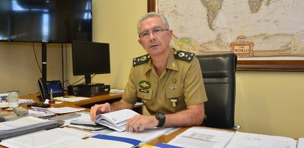 General dedivisão Elias Rodrigues Martins Filho