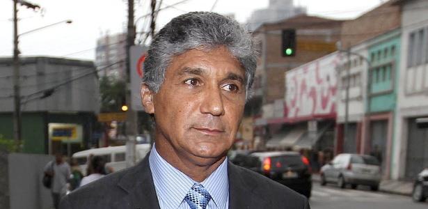 Foto de arquivo do ex-diretor da Dersa, Paulo Vieira de Souza, conhecido como Paulo Preto, no Fórum da Lapa, na capital paulista - Evelson de Freitas/Estadão Conteúdo