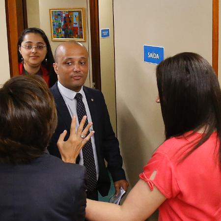 O líder do governo na Câmara, deputado Major Vitor Hugo (PSL-GO) - DIDA SAMPAIO/ESTADÃO CONTEÚDO