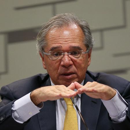 O ministro da Economia, Paulo Guedes - Pedro Ladeira/Folhapress