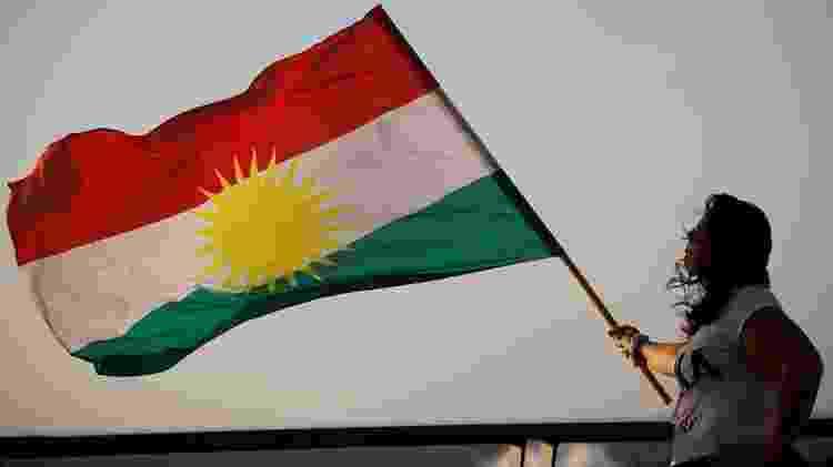 Apesar da longa trajetória, os curdos nunca conseguiram formar um Estado nacional - REUTERS
