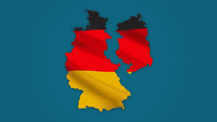 Alemanha e a queda do muro de Berlim - BBC