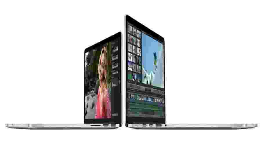 Macbook Pro de 2015 - Divulgação