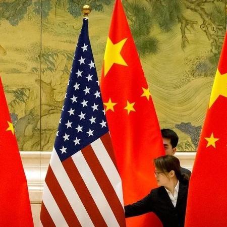 A competição entre os países pode virar uma vantagem para Pequim mais cedo do que o esperado - POOL