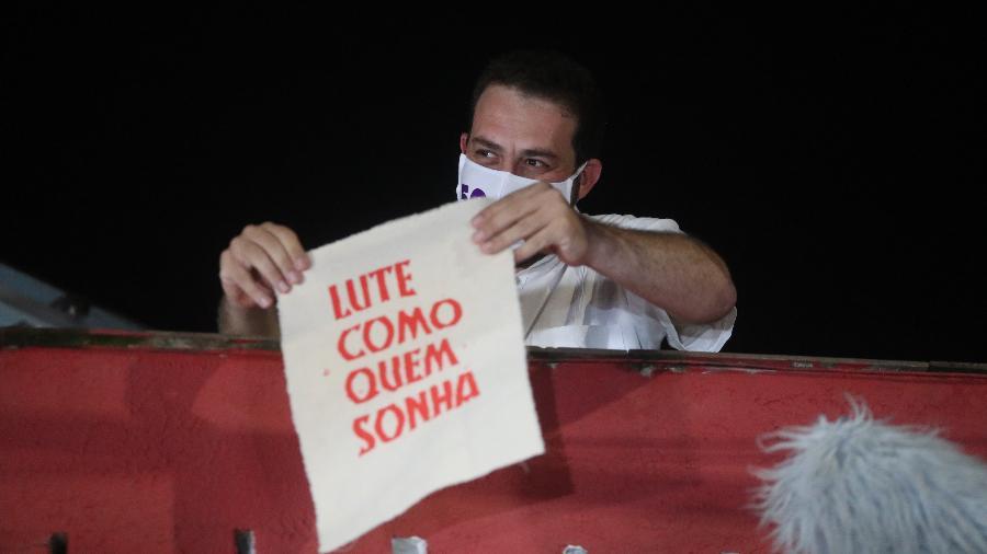 Boulos pode ser candidato a presidente em 2022, de acordo com a Time - ALEX SILVA/ESTADÃO CONTEÚDO