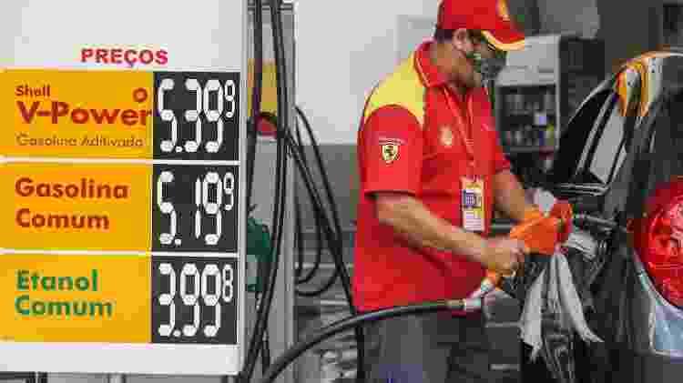 tipos de gasolina - MARCELO D. SANTS/ESTADÃO CONTEÚDO - MARCELO D. SANTS/ESTADÃO CONTEÚDO