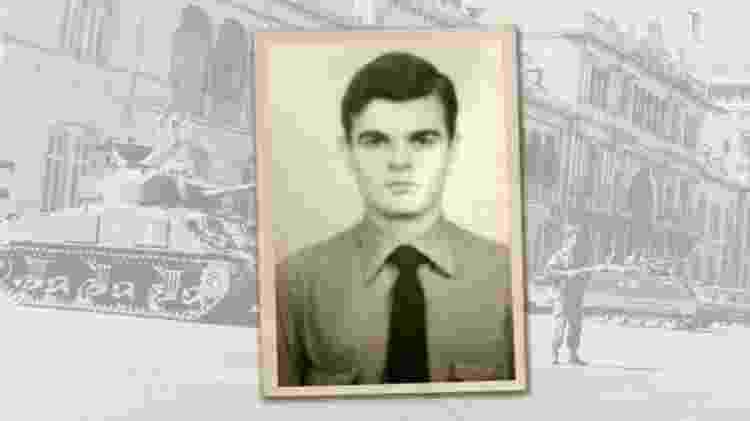 Eduardo Kalinec era temido entre prisioneiros políticos que o conheciam como Doutor K - BBC - BBC