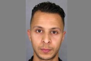 Salah Abdeslam, um dos terroristas envolvidos nos ataques de Paris