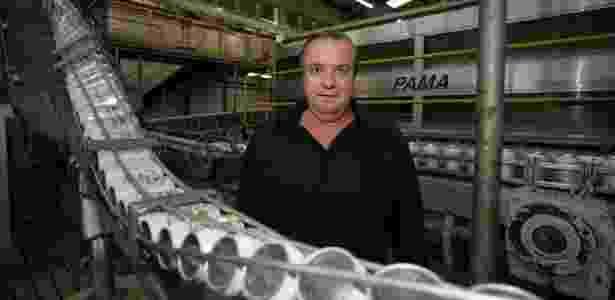 Walter Faria é dono do Grupo Petrópolis, que fabrica a cerveja Itaipava e outros rótulos - Luiz Carlos Murauskas-24.mai.2005/Folhapress