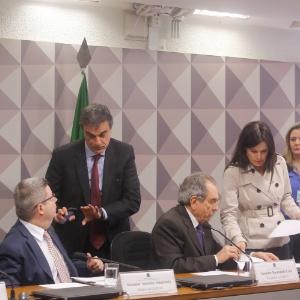 Comissão Especial do Impeachment no Senado ouviu mais duas testemunhas de defesa da presidente afastada, Dilma Rousseff