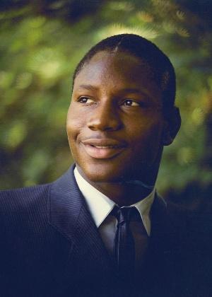 Foto de infância de Lenny Singleton, preso desde 1995