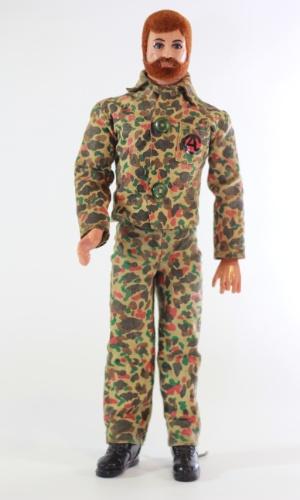 Falcon foi o primeiro boneco para meninos lançado pela Estrela em 1970