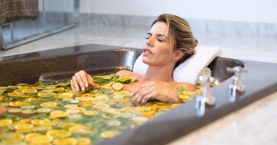 Renata de Abreu, do Spa Home, em Miami, e consultora de spas de luxo