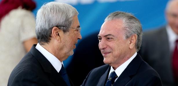 Ministro-chefe da Secretaria de Governo, Antonio Imbassahy (PSDB-BA), deixa o governo