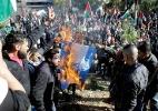 """""""As perspectivas de paz são ruins"""", diz ex-diplomata americano após decisão de Trump sobre Jerusalém - Louai Beshara/ AFP"""