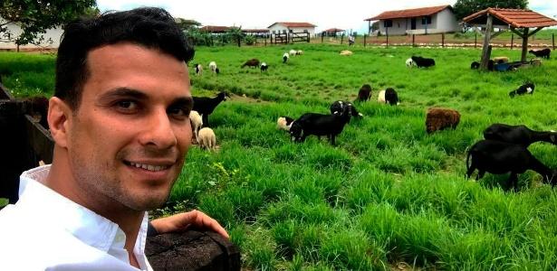 Filho da senadora Kátia Abreu, o deputado Irajá Abreu elaborou projeto de lei que acaba com o licenciamento ambiental e que beneficia os negócios da família  - Reprodução/Instagram
