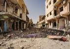 Guerra civil síria e ataque contra armas químicas - Shutterstock