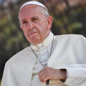 Papa Francisco falou a fiéis após missa na Praça de São Pedro - Andreas Solaro/AFP