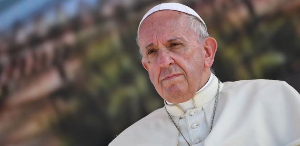 Papa Francisco aceitou a renúncia de mais dois bispos chilenos - Andreas Solaro/AFP