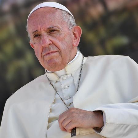 15.set.2018 - Papa Francisco - Andreas Solaro/AFP