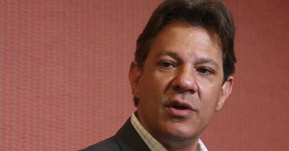Candidatura do PT | Bolsonaro fomenta a violência e cultura do estupro, diz Haddad