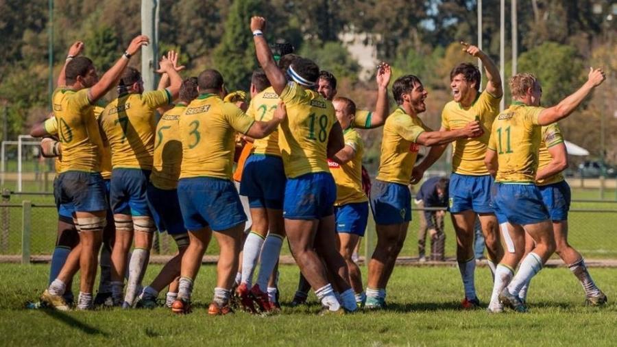 Seleção Brasileira de Rúgbi vai enfrentar o o All Blacks Maori, da Nova Zelândia, no dia 10 - Divulgação