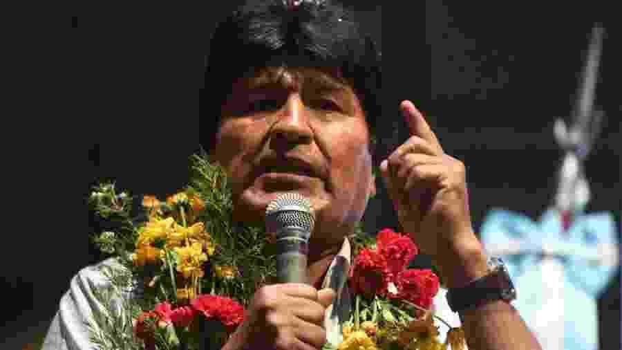 Evo Morales disputa seu quarto mandato consecutivo - Getty Images