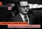 Cristiano Zanin, advogado de Lula, fala ao vivo nesta sexta, às 10h