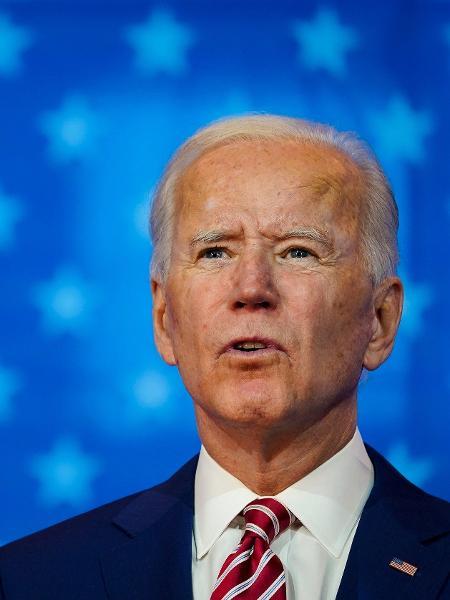 Joe Biden é eleito presidente dos Estados Unidos - Drew Angerer/Getty Images