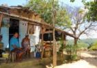 Quilombolas temem ficar sem água com muro construído por Marinha - Franco Adailton/UOL