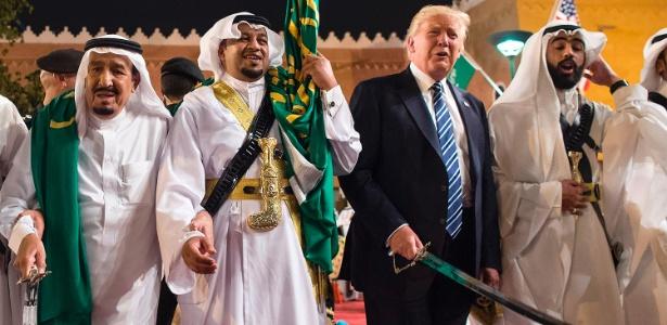 Acordo entre os EUA e a Arábia Saudita prevê um pacote de defesa de US$ 110 bilhões